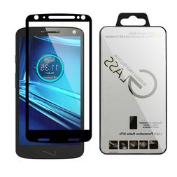 Tempered Glass Full Cover Screen Protector For Motorola Droi