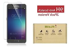iFlash® 2 Pack of Tempered Glass Screen Protector For Samsu