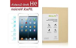 iFlash 2 Pack of Premium Tempered Glass Screen Protector For