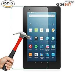 ZTOZ All New HD 10 Tablet Tempered Glass Screen Protector -
