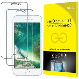 JETech 2-Pack Premium Tempered Glass Screen Protector for Ap