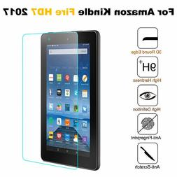 """Tempered Glass Screen Protector For Amazon Kindle fire 7"""" 20"""