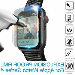 Tempered Glass Screen Protector For Apple Watch Series 4/3/2