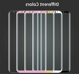 TEMPERED GLASS SCREEN PROTECTOR FOR GALAXY S9  S9 Plus S8 /