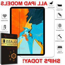 Tempered Glass Screen Protector For iPad 10.2 9.7 7th 5th 6t