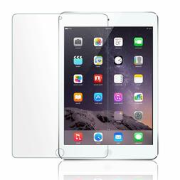 Tempered GLASS Screen Protector For iPad 9.7 2/3/4 Mini Pro