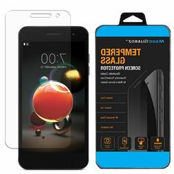 Tempered Glass Screen Protector For LG Aristo 2 Plus 3 Fortu