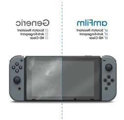 amFilm Tempered Glass Screen Protector for Nintendo Switch 2