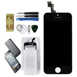 ZTR LCD Touch Screen Digitizer Frame Assembly Full Set LCD T