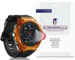 iLLumiShield 3-Pack Ultra Clear HD Casio Smart Outdoor Watch
