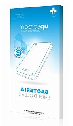 upscreen Bacteria Shield Clear Screen Protector for Topcon F
