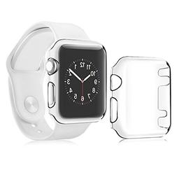 Apple Watch Series 1 38mm Case, Insten Crystal Clear    Snap